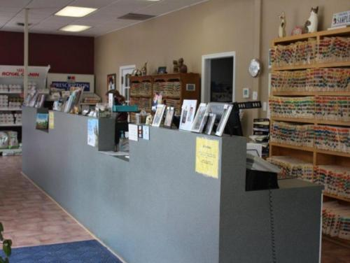 Charlottesville Cat Care Clinic Front Desk